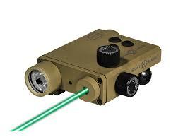 Svítilny a lasery